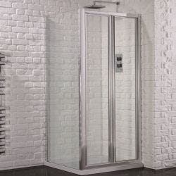 Aquadart Venturi 6 Framed Bifold Shower Door