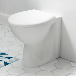 Lecico Atlas Back to Wall WC Pan