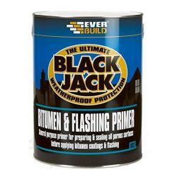 Bitumen & Flashing Primer - 1 Litre