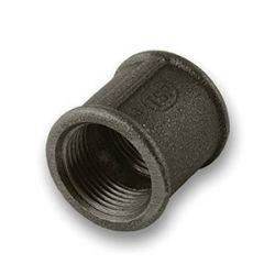 """Black Iron Socket 3/8"""" Female"""