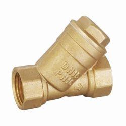 """1/2"""" Brass Inline Y Strainer / Filter Female"""