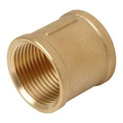 """Brass Socket 1"""" Female"""