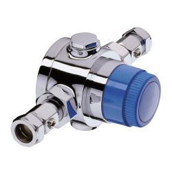 Bristan Gummers 22mm Group Thermostatic Mixing Valve