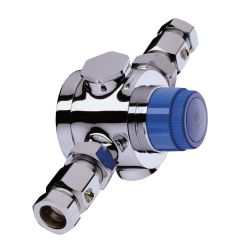 Bristan Gummers 28mm Group Thermostatic Mixing Valve