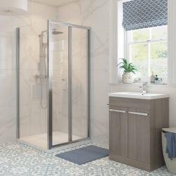 BTL RefleXion Classix Shower Door Side Panel 760mm