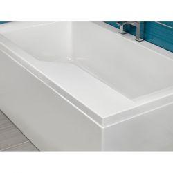 Carron Urban Swing L-Shaped Bath Panel - Carronite