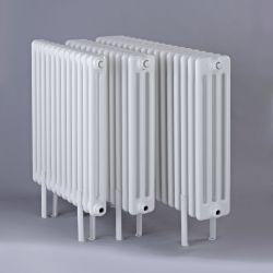 Biasi Tubular Slip on Feet for 4 Column Horizontal Radiators