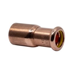 Copper Gas Press-Fit 22 x 15mm Fitting Reducer