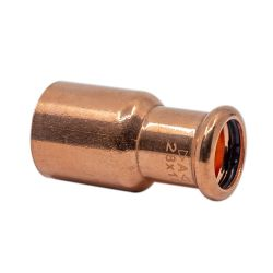Copper Press-Fit 22 x 15mm Fitting Reducer