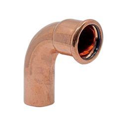 Copper Press-Fit 15mm 90° Street Elbow