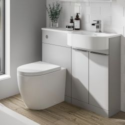 Elation Cayton Back To Wall Pan And Soft Close Seat