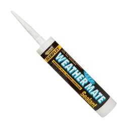 Tube All Weather Sealant- Clear - 300ml