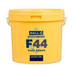 F Ball & CO F44 Acrylic Adhesive 15 Ltr