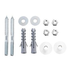 Fast Fit Sanitaryware Fixing Screws 8mm x 100mm