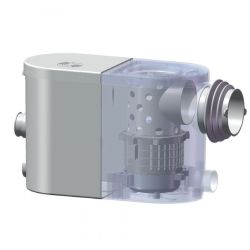 FlowPro FP400S Slimline Macerator for Wall Hung WC & Bathroom