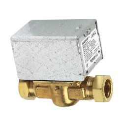 Honeywell V4043H 22mm 2 Port Motorised Zone Valve