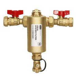 Ideal 22mm Brass System Filter