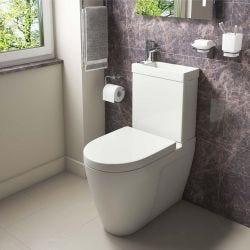 Kartell Combi 2-in-1 Mini Cistern & Basin