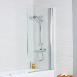 Kartell Koncept Square Bath Screen 1400mm x 780mm