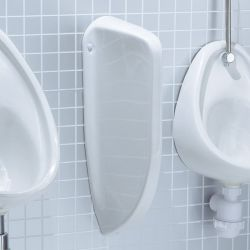 Lecico Atlas Ceramic Urinal Divider