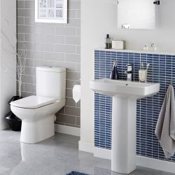 Kartell Aspect Close Coupled Toilet & Basin Suite