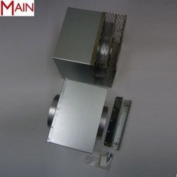 "Main Multipoint Balanced Flue 9"" - 15"" Telescopic Flue Kit"