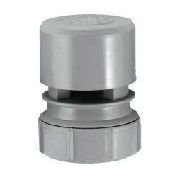McAlpine VP2 Grey Air Admittance Valve 40mm