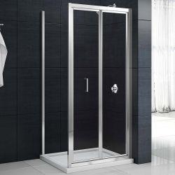 Merlyn Mbox Bifold Shower Door