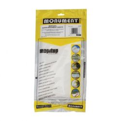 Monument Mop It Up Mini Cloths Pack of 3