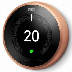 Nest T3018GB Copper 3rd Generation Learning Thermostat