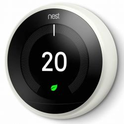 Nest T3020GB White 3rd Generation Learning Thermostat