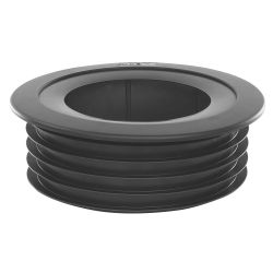 PipeSnug to Suit 110mm Black Soil Pipe Fittings