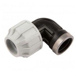 Premium Plast MDPE Female Iron Elbow