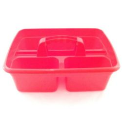 Red Tool Tidy Tray