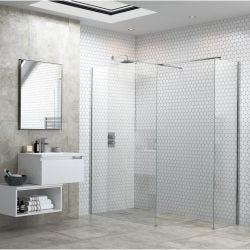 BTL RefleXion Flex Wetroom Side Panel 500mm
