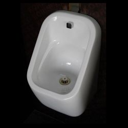 RAK Series 600 Concealed Trap Urinal
