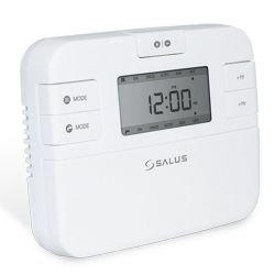 Salus EP110 7 Day Single Channel Time Switch - Volt Free