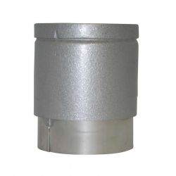 """Selkirk 100mm (4"""") Draughthood Connector"""