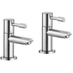 Pair Electra Basin Taps