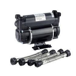Bristan 1.5 Bar Positive Head Twin Impeller Shower Pump