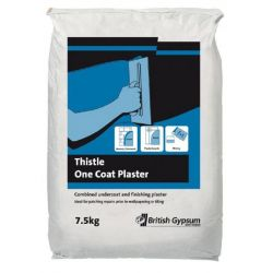 Thistle One Coat Plaster 7.5kg Bag