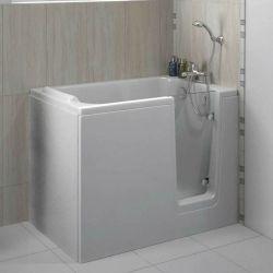 Trojan Bathe Easy Comfort 1210mm x 650mm Deep Soak Walk-In Bath - Right Hand