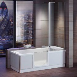 Trojan Bathe Easy Style 1700mm x 750mm Easy Access Bath - Left Hand
