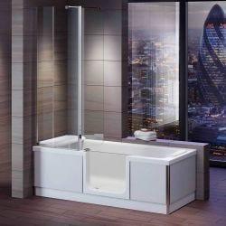 Trojan Bathe Easy Style 1700mm x 750mm Easy Access Bath - Right Hand