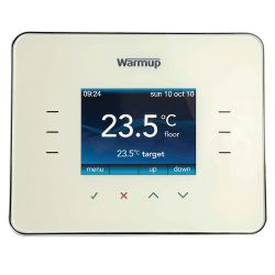 Warmup 3iE Programmable Thermostat - Classic Cream