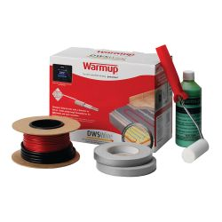 WarmUp Dual Wire Undertile Heater 400 Watts - 2.5 to 3.4m²