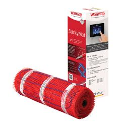 WarmUp Undertile Sticky Heating Mat 150 Watts - 4m²