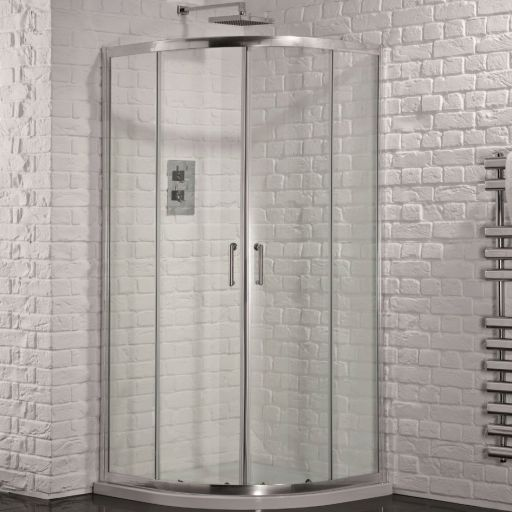 Aquadart Venturi 6 900mm X Double Door Quadrant And