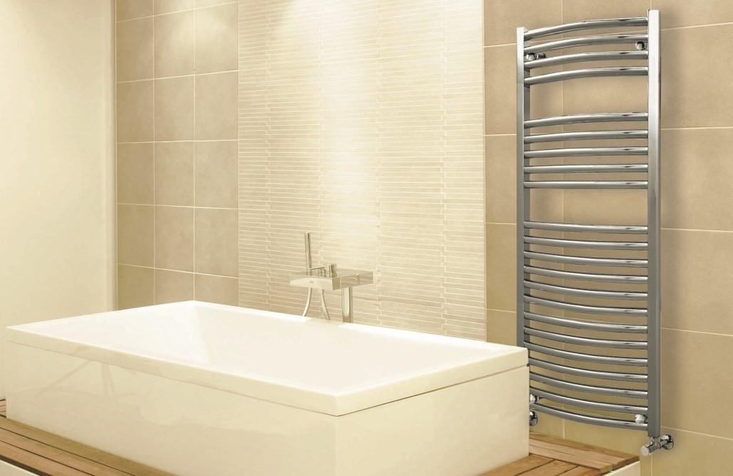 Save £££ On Heated Towel Rails