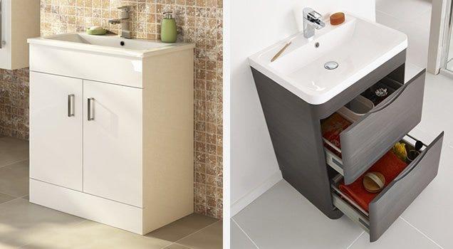 Bathroom Basin Units Bathroom Vanity Units